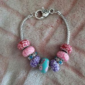 Exotic Adventures Charm Bracelet